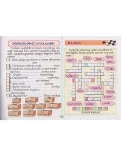 Arkadaş Yayınları 3.Sınıf Tatil Seti(4.Sınıfa Geçenlere)