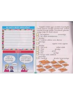 Arkadaş Yayınları 2.Sınıf Tatil Seti(3.Sınıfa Geçenlere)