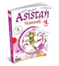 5 Renk Yayınları 4.Sınıf Fasikül Fasikül Asistan Matematik