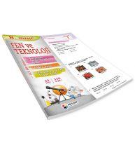Dörtrenk Yayınları 8.Sınıf Fen ve Teknoloji Yaprak Test