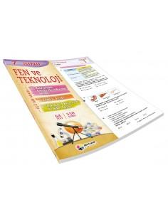 Dörtrenk Yayınları 7.Sınıf Fen ve Teknoloji Yaprak Test