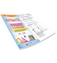 Dörtrenk Yayınları 6.Sınıf Matematik Renkli Yaprak Test