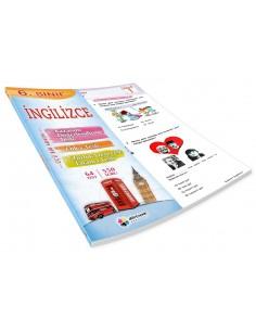 Dörtrenk Yayınları Ortaokul 6.Sınıf İngilizce Yaprak Test