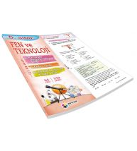 Dörtrenk Yayınları 5.Sınıf Fen ve Teknoloji Yaprak Test