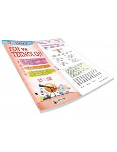 Dörtrenk Yayınları Ortaokul 5.Sınıf Fen ve Teknoloji Yaprak Test