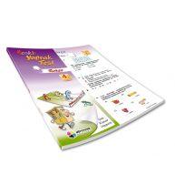 Dörtrenk Yayınları 4.Sınıf Türkçe Renkli Yaprak Test