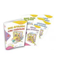 Dört Renk Yayınları İlkokul 2.Sınıf Okul Arkadaşım Konu Fasikülleri