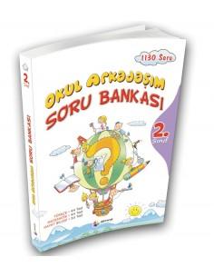 Dörtrenk Yayınları İlkokul 2.Sınıf Okul Arkadaşım Seti