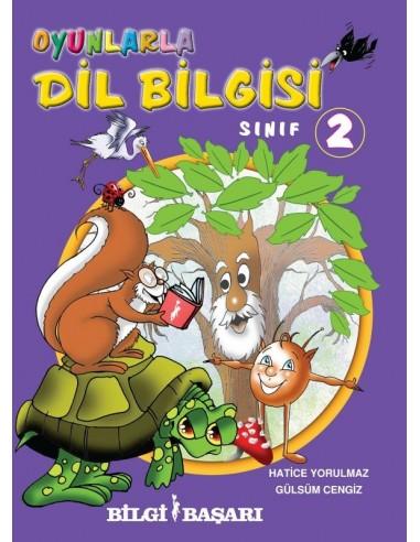 Bilgi Başarı Yayınları 2.Sınıf Oyunlarla Türkçe Dil Bilgisi