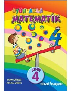 Bilgi Başarı Yayınları 4.Sınıf Oyunlarla Matematik