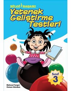 Bilgi Başarı Yayınları İlkokul 3.Sınıf Genel Yetenek Testleri