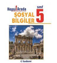Tudem Yayınları Ortaokul 5.Sınıf Sosyal Bilgiler Hepsi 1 Arada