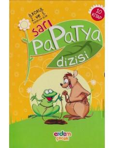 Erdem Yayınları İlkokul 2. ve 3. Sınıflar İçin Sarı Papatya Dizisi (10 Kitap)