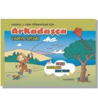 Arkadaş Yayınları 1.Sınıf Yarıyıl Tatil Kitabı