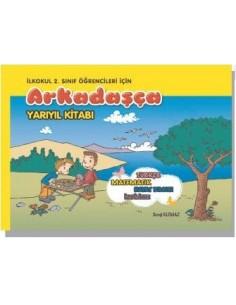 Arkadaş Yayınları 2.Sınıf Yarıyıl Tatil Kitabı