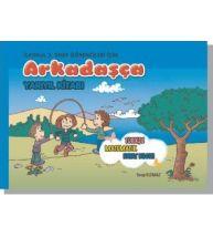 Arkadaş Yayınları 3.Sınıf Yarıyıl Tatil Kitabı