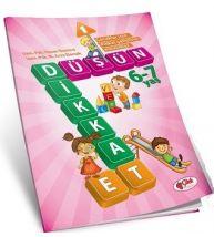 Çilek Kitaplar Düşün Dikkat Et-1(6-7 yaş)