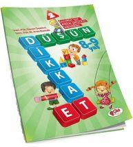 Çilek Kitaplar Düşün Dikkat Et-2(8-9 yaş)