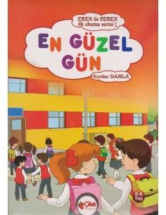 Çilek Kitaplar Eren ile Ceren İlk Okuma Serisi