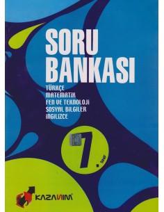 Üner Yayınları 7.Sınıf Tüm Dersler Soru Bankası
