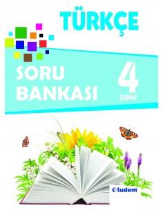 Tudem Yayınları İlkokul 4.Sınıf Türkçe Soru Bankası