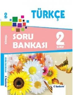 Tudem Yayınları İlkokul 2.Sınıf Türkçe Soru Bankası