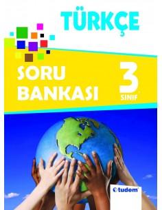 Tudem Yayınları 3.Sınıf Türkçe Soru Bankası