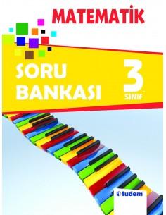 Tudem Yayınları İlkokul 3.Sınıf Matematik Soru Bankası