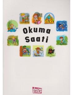 Limon Kitap İlkokul 1.Sınıflar İçin Okuma Saati Seti