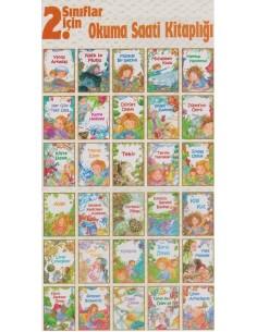 Limon Kitap İlkokul 2.Sınıflar İçin Okuma Saati Kitaplığı