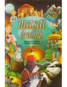 Çocuk Gezegeni Yayınları Okul Öncesi Masal Krallığı