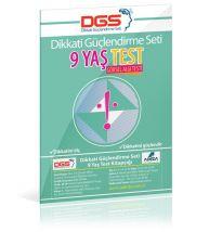 Adeda Yayınları Dikkat Güçlendirme Seti 9 Yaş Test