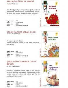 Odtü Yayınları Okulöncesi-İlköğretim Okuma Seti-1