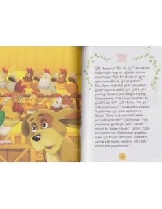 Çocuk Gezegeni Yayınları Masallar Dizisi(12 kitap)