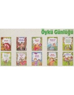 Limon Kitap İlkokul 4.Sınıf Öykü Günlüğü
