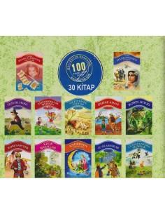 Parıltı Yayınları 100 Temel Eser(2. ve 3.sınıflar için 30 kitap)