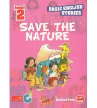 UMP Yayınları Ortaokul 5.Sınıf Basic English Stories Save The Nature