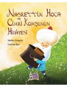 Minik Ada Yayınları Nasrettin Hoca ve Cimri Komşunun Hikayesi