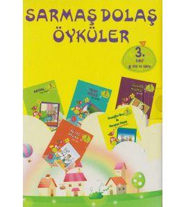 Yuva Yayınları İlköğretim Sarmaş Dolaş Öyküler(+8 yaş)