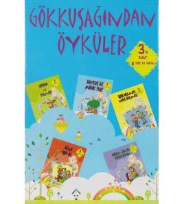 Yuva Yayınları İlköğretim Gökkuşağından Öyküler(+8 yaş)