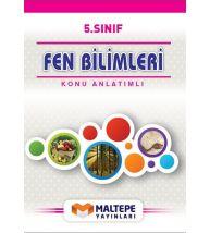 Maltepe Yayınları Ortaokul 5.Sınıf Fen Bilimleri Konu Anlatım