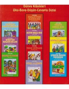 Kocaoluk Yayın Evi Dünya Klasikler Hikaye Seti-3