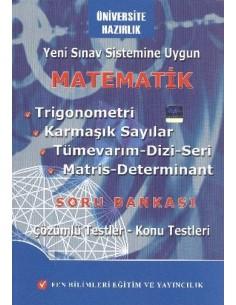 Fen Bilimleri Yayınları Lise 12.Sınıf Matematik Soru Bankası