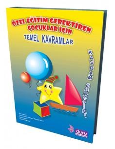 Duru Yayınları Özel Eğitim Gerektiren Çocuklar İçin Temel Kavramlar