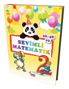 Duru Yayınlar Okul Öncesi Sevimli Matematik(36-48 ay)