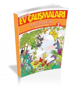 Top Yayıncılık Matematik 2.Sınıf Ev Çalışmaları