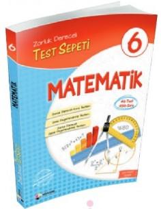 Dörtrenk Yayınları Ortaokul 6.Sınıf Matematik Test Sepeti