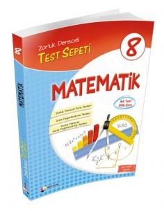 Dörtrenk Yayınları Ortaokul 8.Sınıf Matematik Test Sepeti