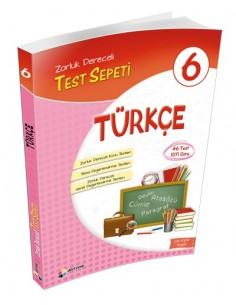 Dörtrenk Yayınları Ortaokul 6.Sınıf Türkçe Test Sepeti