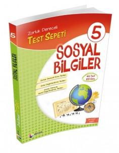 Dörtrenk Yayınları Ortaokul 5.Sınıf Sosyal Bilgiler Test Sepeti